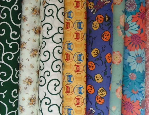 Materiale patchwork ieftine si frumoase